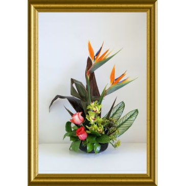 Gold Package - Posh Flowers Online